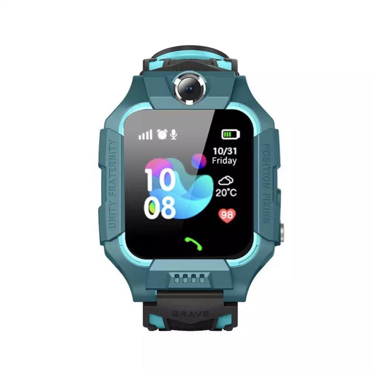 Đồng hồ thông minh trẻ em gắn sim định vị LPS Z66, màn hình cảm ứng , nghe  gọi 2 chiều , Tích Hợp Camera Chụp hình - Đồng Hồ Thông Minh