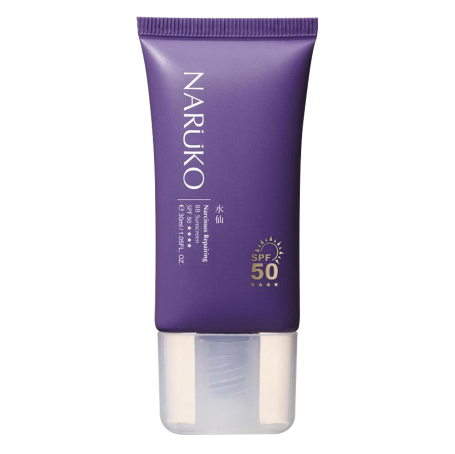 Naruko Hoa Thủy Tiên - Kem Chống Nắng SPF50 Narcissus Repairing Bb Sunscreen SPF50 (30ml)