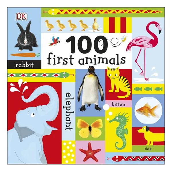 DK 100 First Animals