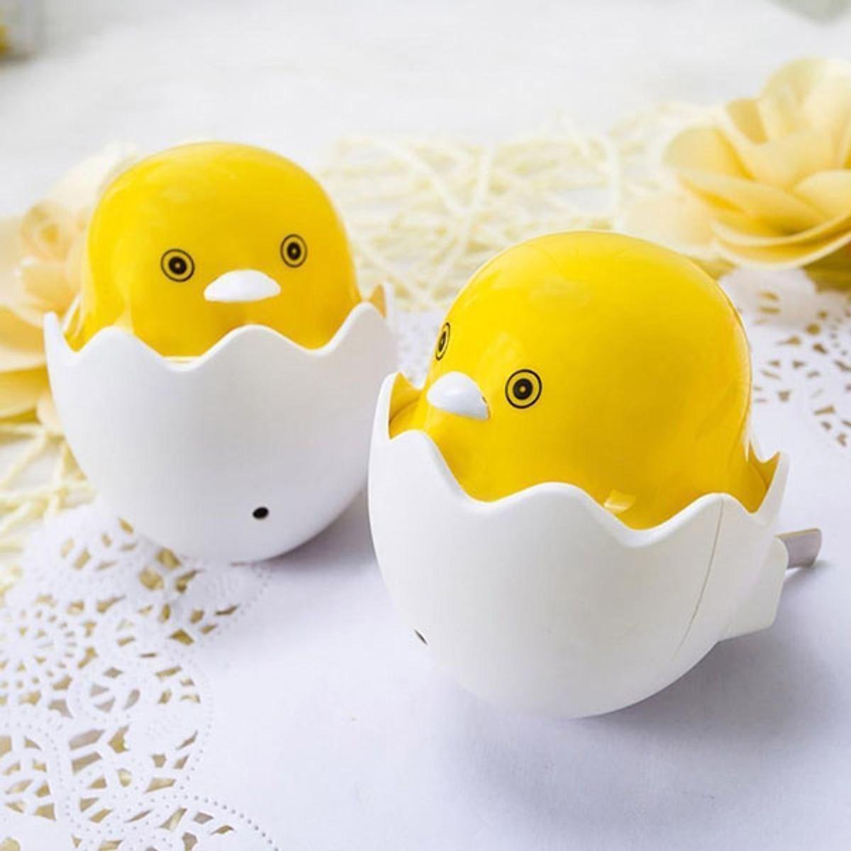 2 Đèn Ngủ Cảm Ứng Hình Quả Trứng