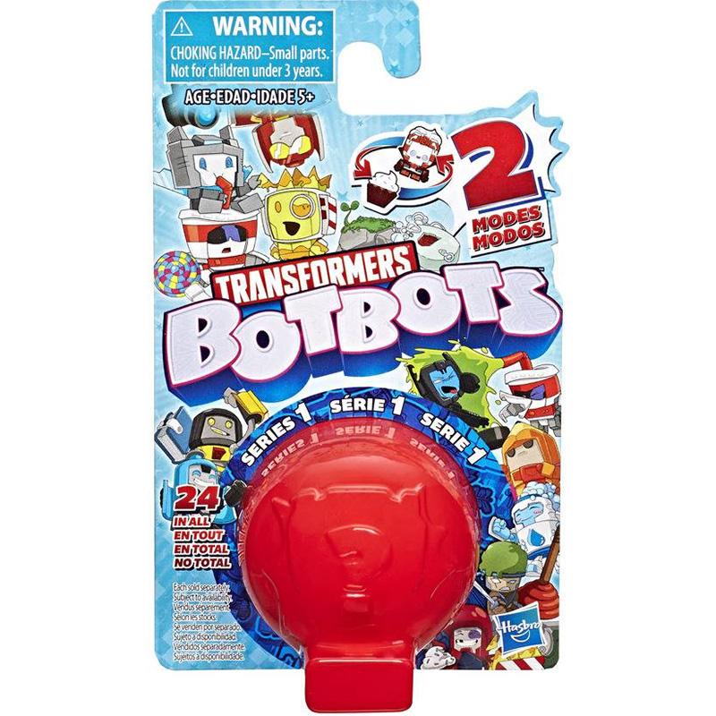Đồ Chơi Robot Quả Cầu Bí Ẩn Transformers E3487
