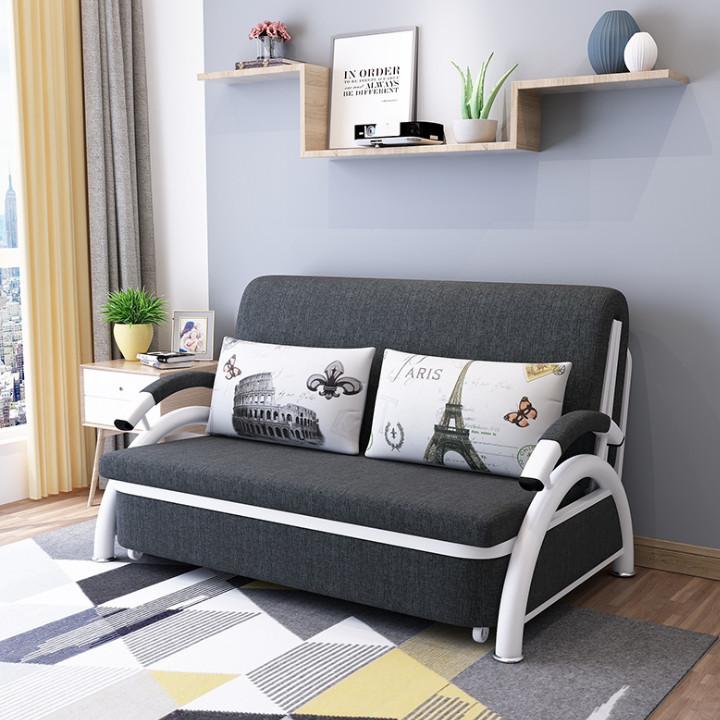 Ghế sofa có bánh xe kích thước 128*192 cm