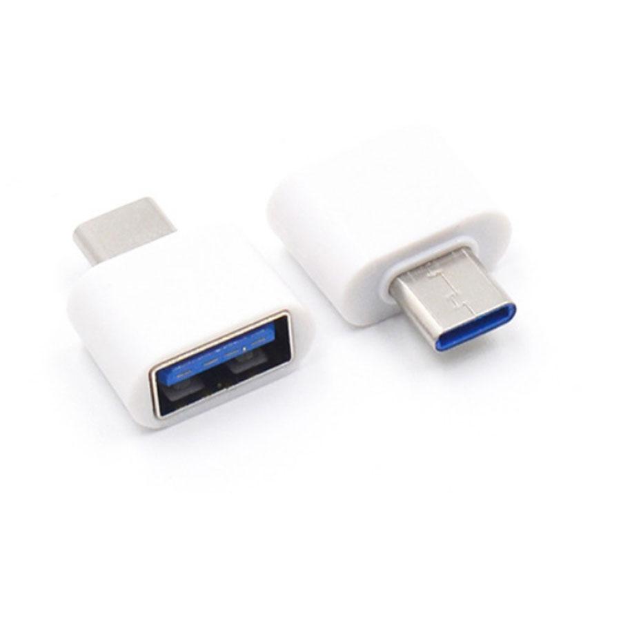 Cáp chuyển OTG TYPE-C ra USB 3.1 mở rộng kết nối cho điện thoại với USB, chuột, bàn phím, ổ cứng cắm ngoài