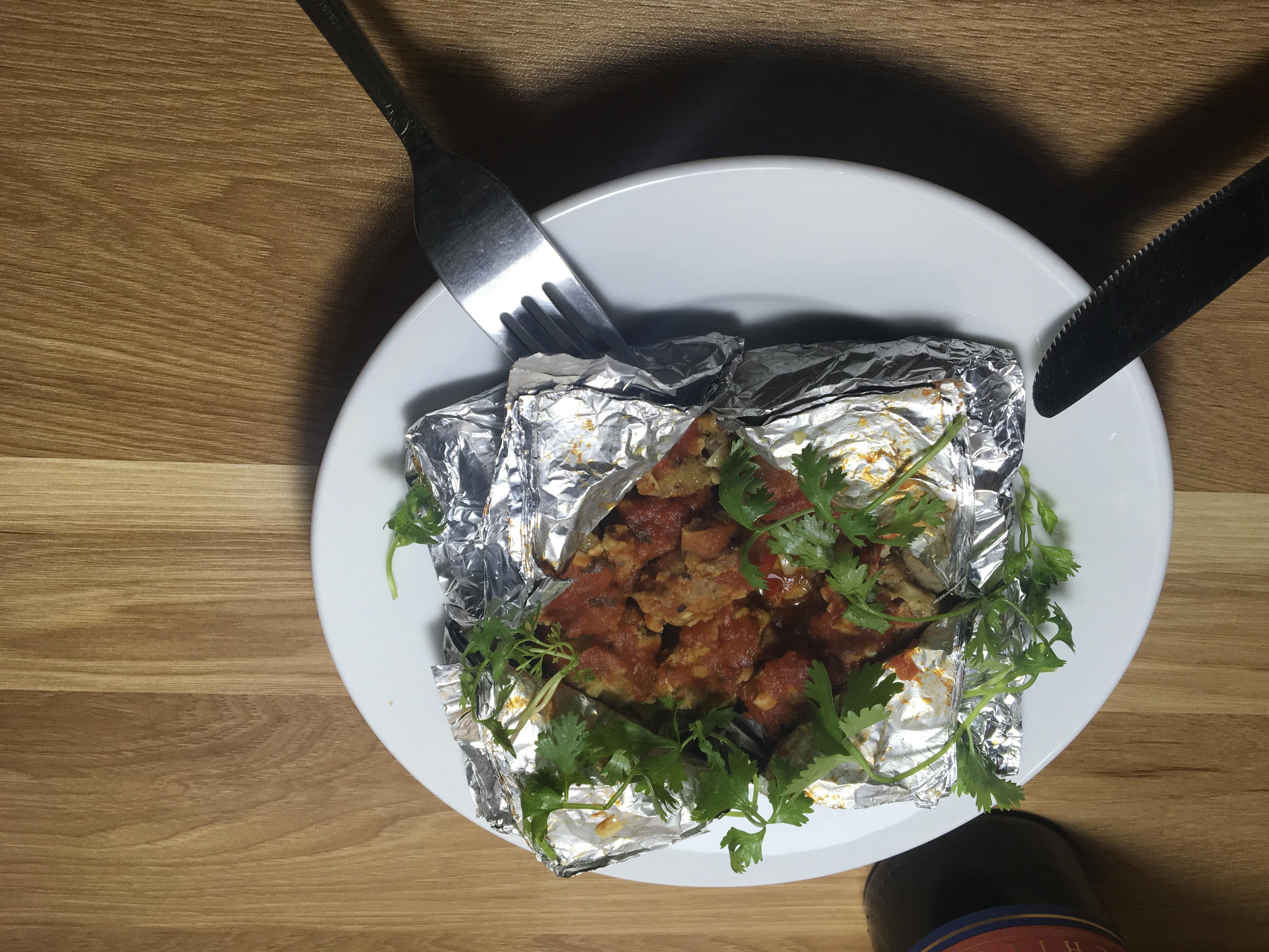 Màng nhôm bao gói thực phẩm ( Giấy bạc, nướng, hấp )