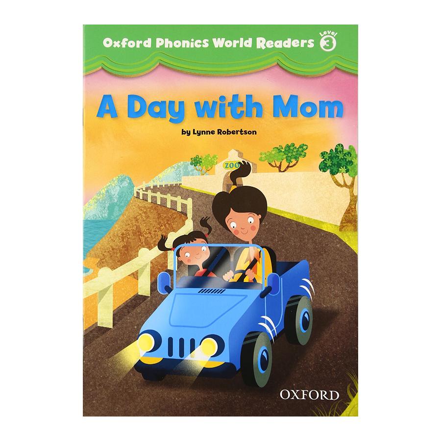 Oxford Phonics World 3: Reader 2