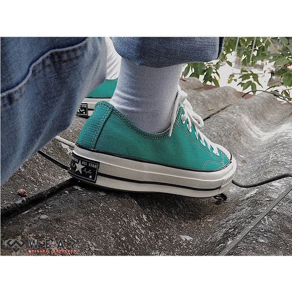 Giày Converse Chuck 70 Wahsed Canvas - 164713C 1