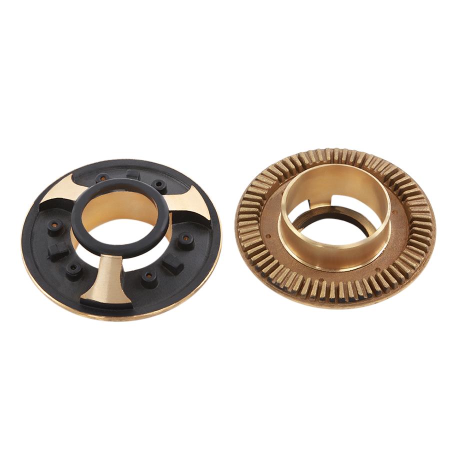Bếp Gas đôi điếu đồng vàng HAYASA HA-8500 - Hàng chính hãng