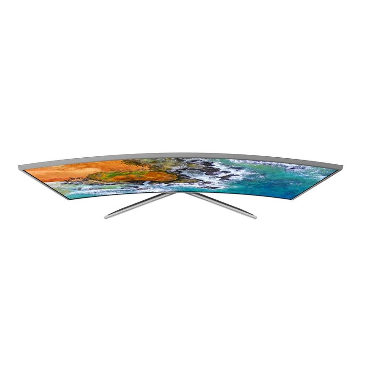 Smart Tivi Cong Samsung 65 inch 65NU7500, 4K UHD, HDR - Hàng Chính Hãng + Tặng Khung Treo Cố Định