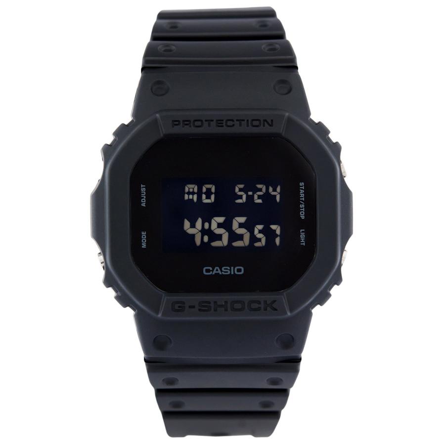 Đồng hồ nam dây nhựa Casio G-Shock chính hãng DW-5600BB-1DR