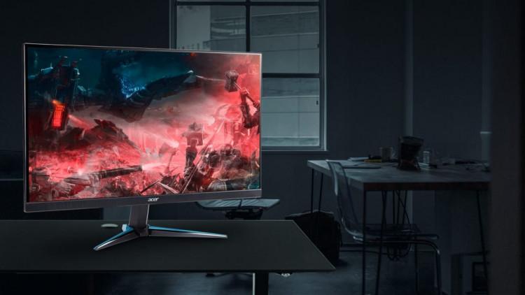 Màn hình Acer Nitro 27'' VG270UP (QHD IPS 144Hz 1ms VRB)