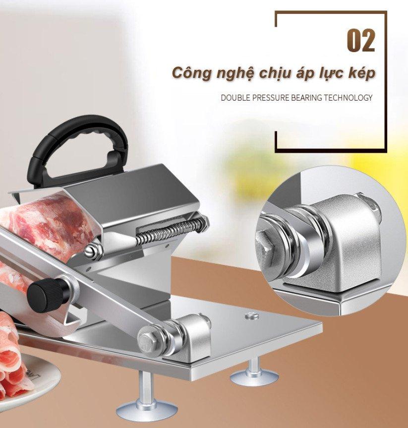Máy Cắt Thịt SLICE & STEAK Chống Trượt
