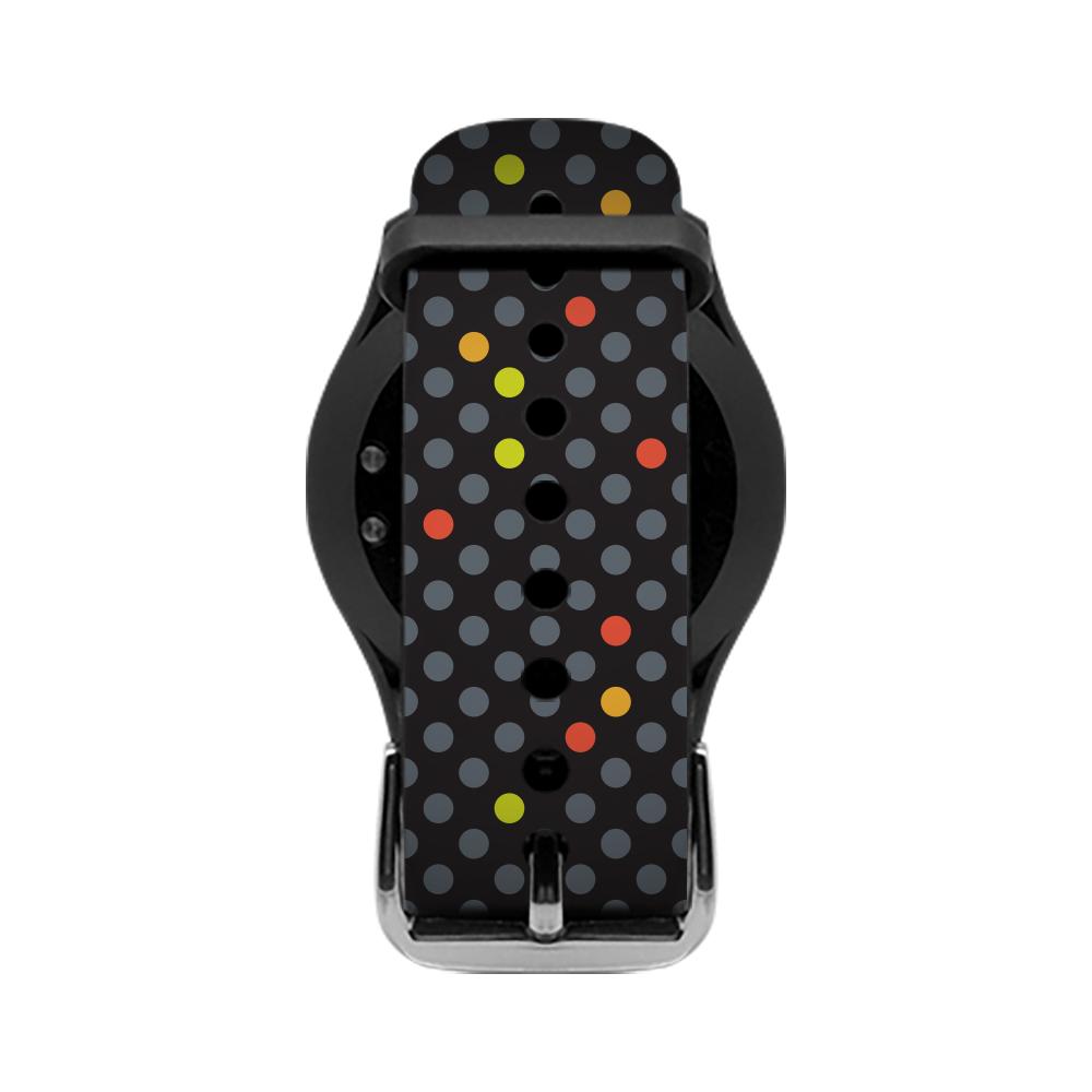 Đồng hồ thông minh đo nhịp tim cao cấp I-gotU Q-90 (Chấm Bi) New - Hàng Chính Hãng