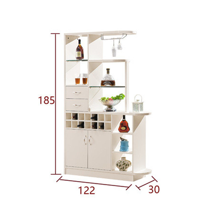 Tủ đa năng - Tủ vách ngăn hiện đại (kt 120*30*185cm)