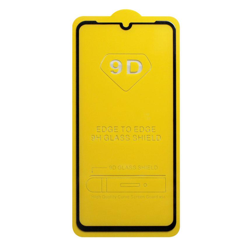 Miếng dán cường lực cho Xiaomi Mi 9 9D Full màn hình - Đen