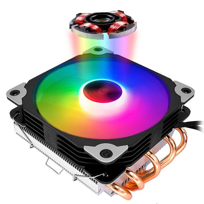 Quạt tản nhiệt CPU Led 5 ống đồng Frost T5 Aura Sync cho máy tính