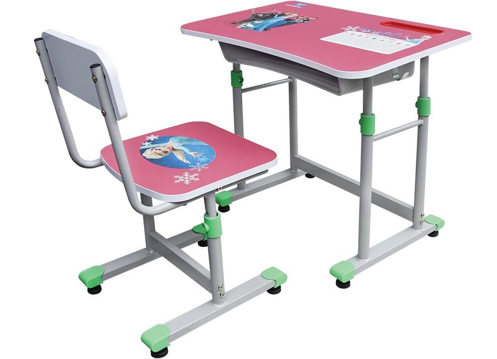 Bộ bàn ghế học sinh BHS28B-3 dùng trong gia đình, cho học sinh cấp 1, 2