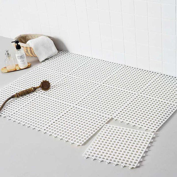 CAMKET chuẩn hình - tấm chải sàn  bếp , nhà tắm chống trơn trượt - Hàng Loại chuẩn MỀM