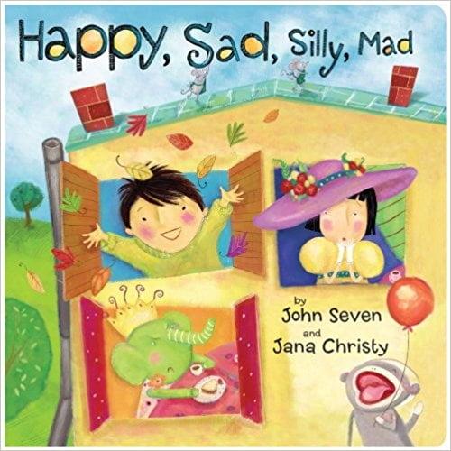 Happy, Sad, Silly, Mad