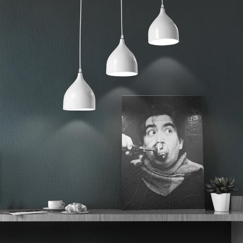 Đèn thả TERET kiểu dáng sang trọng trang trí nhà cửa hiện đại D170 (mm) - kèm bóng LED chuyên dụng.