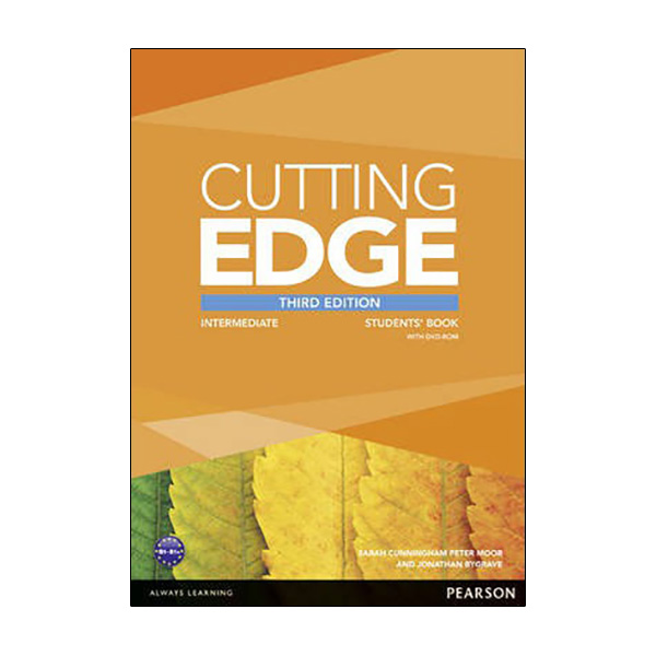 Cutting Edge Intermediate Students' Book and DVD Pack 3Ed
