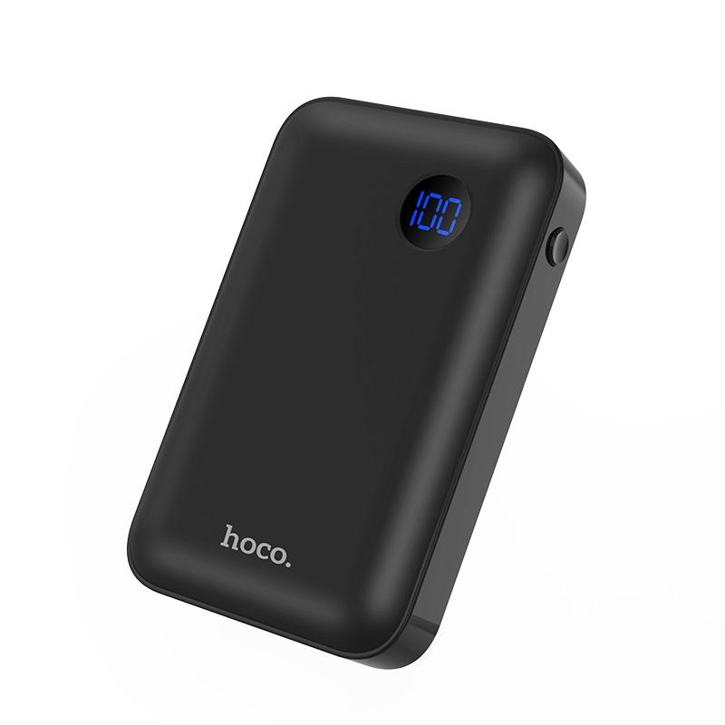 Pin sạc dự phòng Hoco J44 10000mAh hỗ trợ sạc nhanh qc3.0 hàng chính hãng