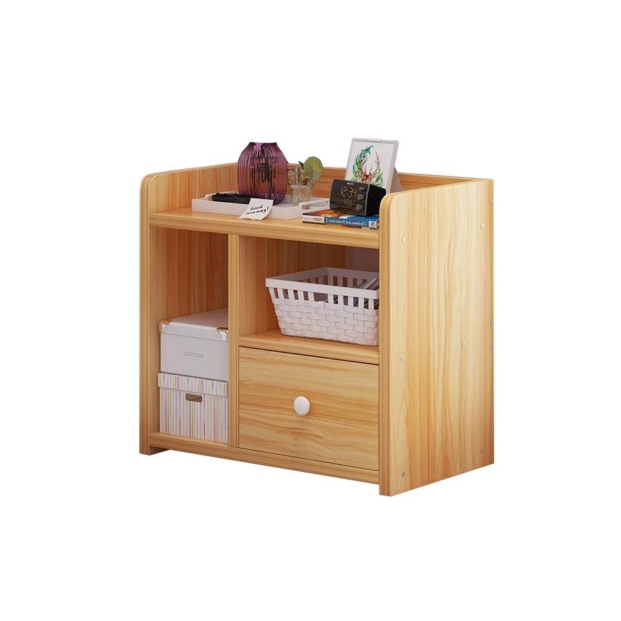 Tủ đầu giường E1 3 ngăn có 1 ngăn kéo RE0115