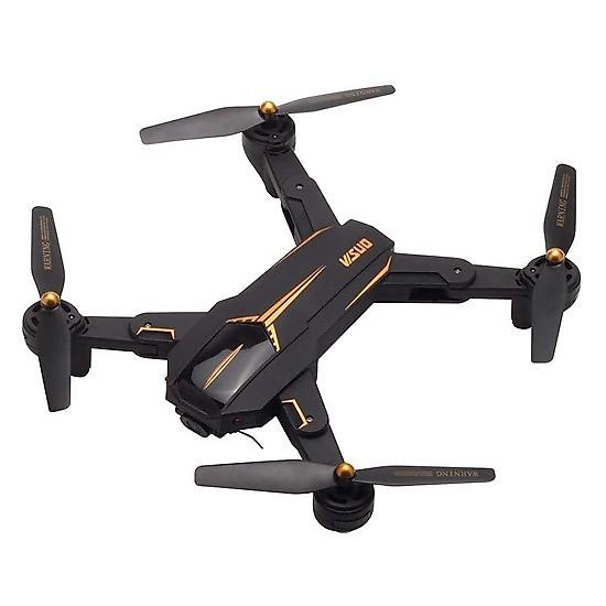 BẢN 4K - Máy bay flycam VISUO XS812 PRO GPS, Tự Động Quay Về, Tự Bay Theo Chủ, FPV WIFI 5G - Hàng Chính Hãng