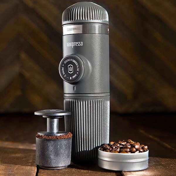 Bộ Phụ Kiện Mở Rộng Double Espresso - Nanopresso Barista Kit- Wacaco
