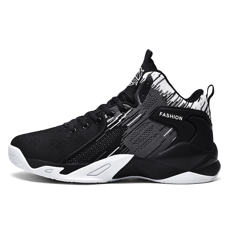 Giày thể thao bóng chuyền nam cao cấp A27-HMLphối màu phong cách cá tính, rất nhẹ, bền và thoáng khí