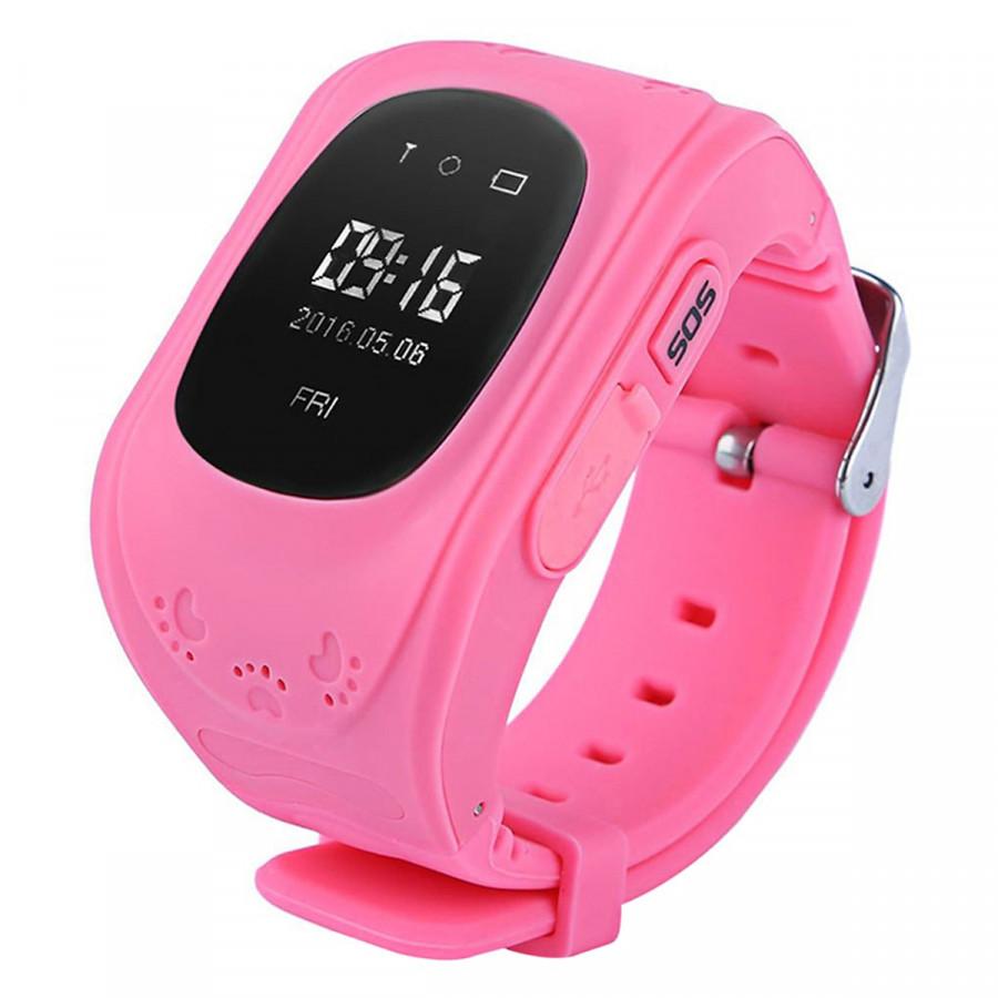 Đồng Hồ Thông Minh Định Vị GPS Mobiwatch Q50
