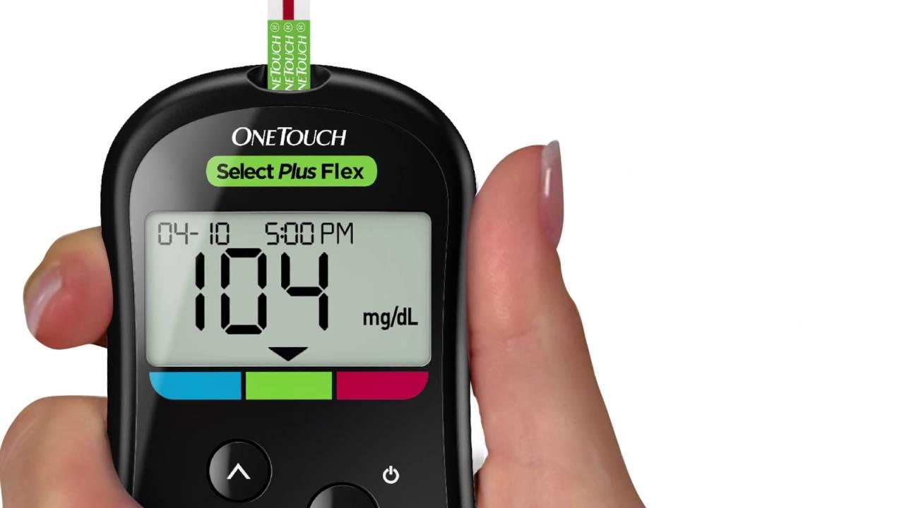 Máy Đo Đường Huyết One Touch Ultra Plus Flex  Johnsons & Johnson ( Tặng kèm lọ 25 que thử )