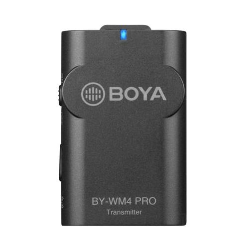 Mic thu âm không dây cho Lingtning Boya BY-WM4 Pro-K4, Hàng chính hãng