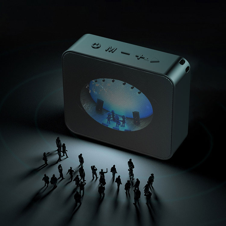 Combo Loa Bluetooth Không Dây G03, Âm Thanh Sống Động, Thiết Kế Nhỏ Gọn Dễ Dàng Mang Theo + Tặng Tai Nghe Chụp Tai CT770 Chuyên Game Dành Cho Game Thủ Cao Cấp