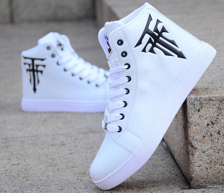 Giày Thể Thao Nam Sneaker Cao Cổ GC205