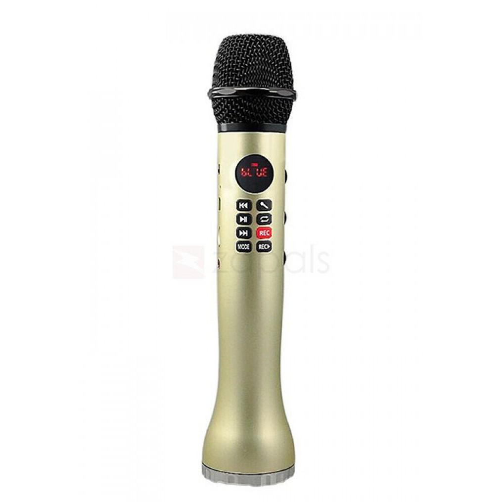 Míc hát karaoke L598