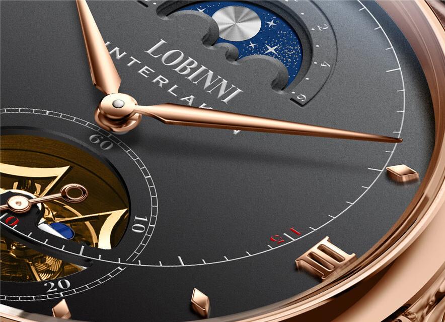 Đồng hồ nam chính hãng Lobinni No.13022-1