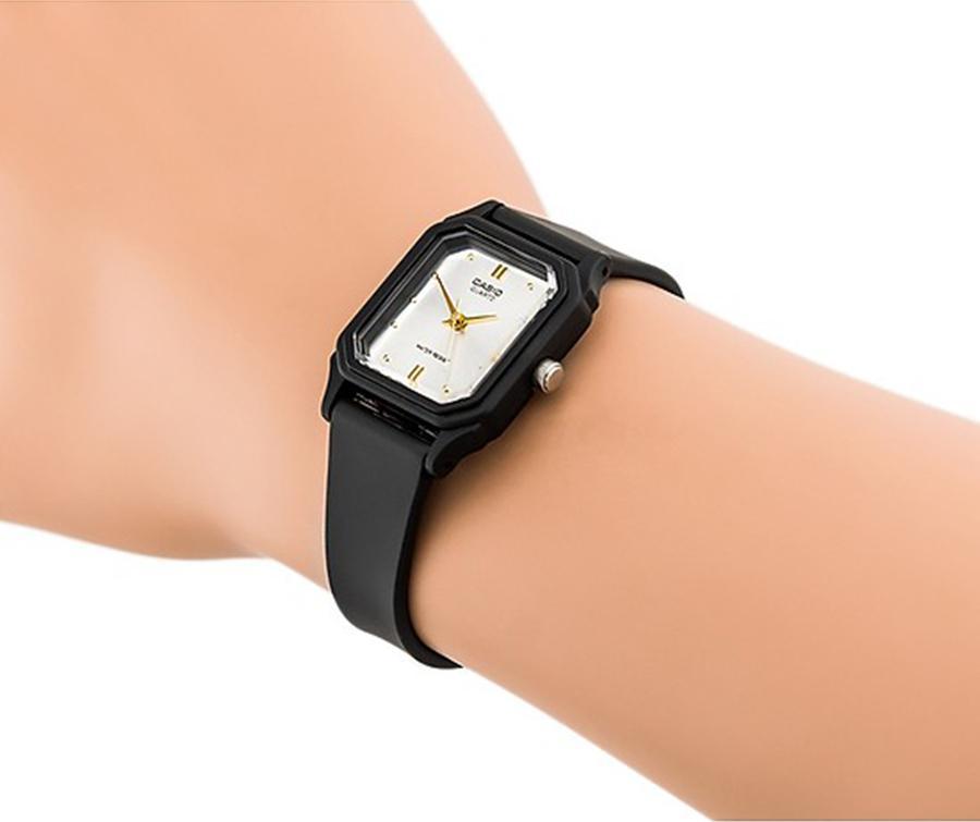 Đồng hồ nữ dây nhựa Casio LQ-142E-7ADF