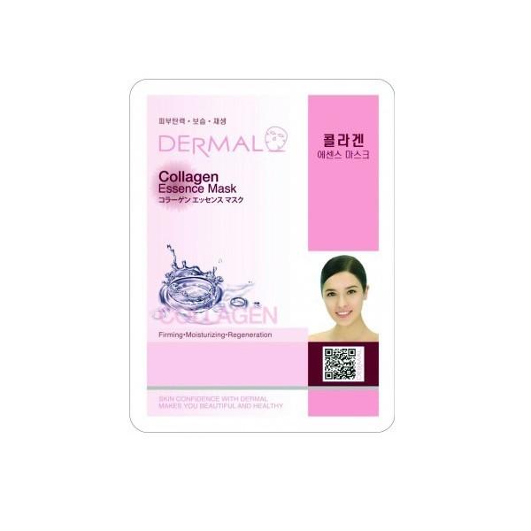 10 Mặt nạ dưỡng da tinh chất Collagen Dermal