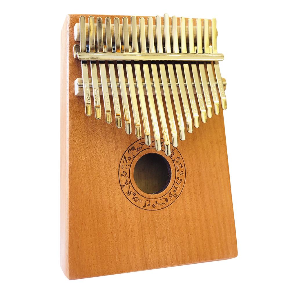Đàn Kalimba 17 Phím Gỗ Mahogany - KALIMBA-MUSIC