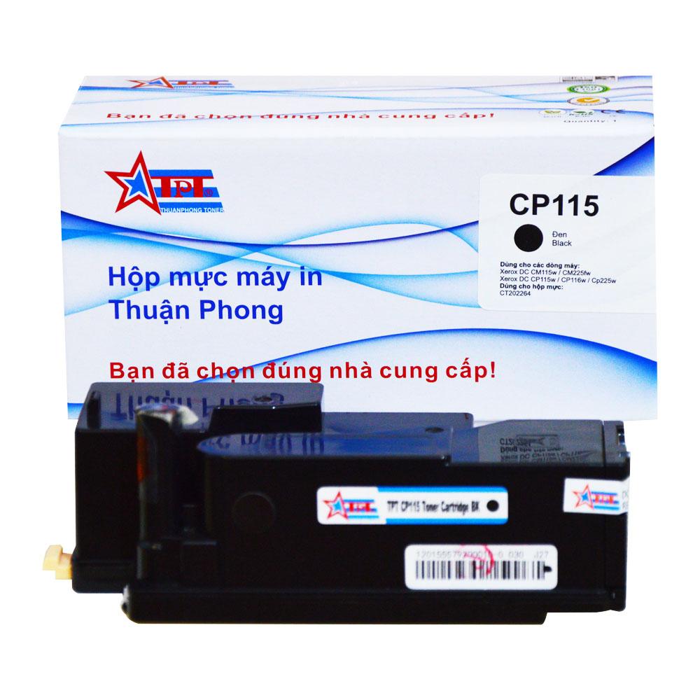 Hộp mực Thuận Phong CP115 dùng cho máy in màu Xerox DC CM115w/ CM225fw/ CP115w/ CP116w/ CP225w - Hàng Chính Hãng