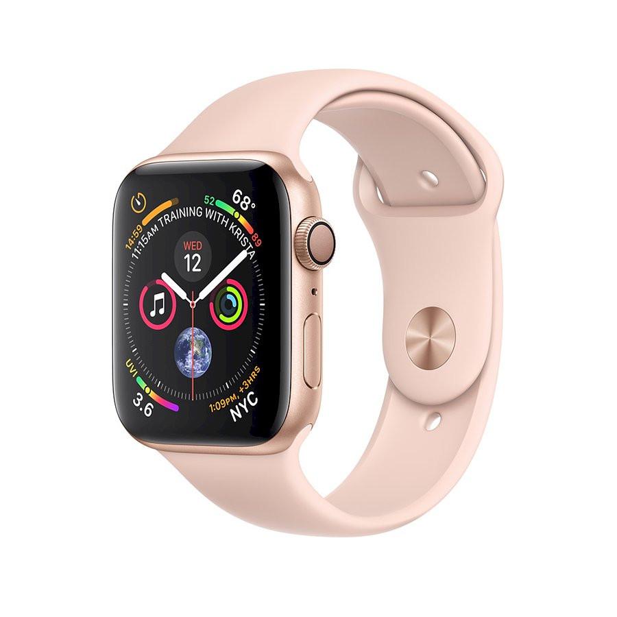 Đồng Hồ Thông Minh Apple Watch Series 4 GPS Aluminum Case With Sport Band - Hàng Nhập Khẩu