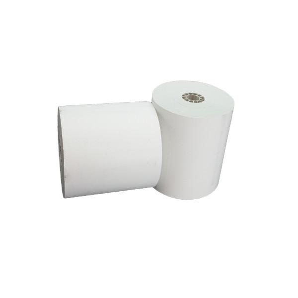 Thùng giấy in nhiệt - in bill tính tiền 50 cuộn loại K80x80 (Giấy OJI-Japan)