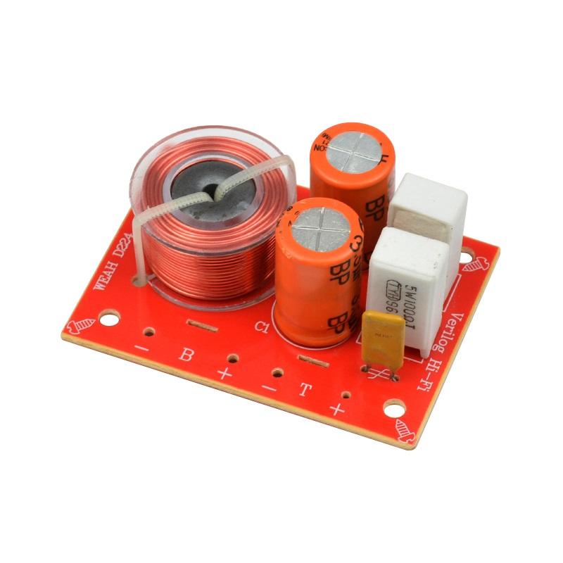 Mạch phân tần 2 loa Verilog Hifi Stereo Crossover Filters D00-224