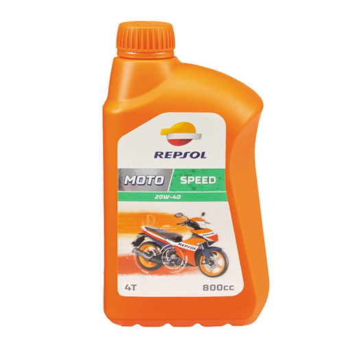 Nhớt Xe Số Cao Cấp Repsol Moto Speed 4T 20W40 0.8L