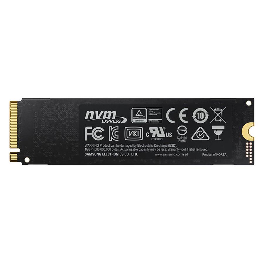 Ổ Cứng SSD Samsung 970 Evo NVMe M.2 2280 (250GB) - Hàng Nhập Khẩu