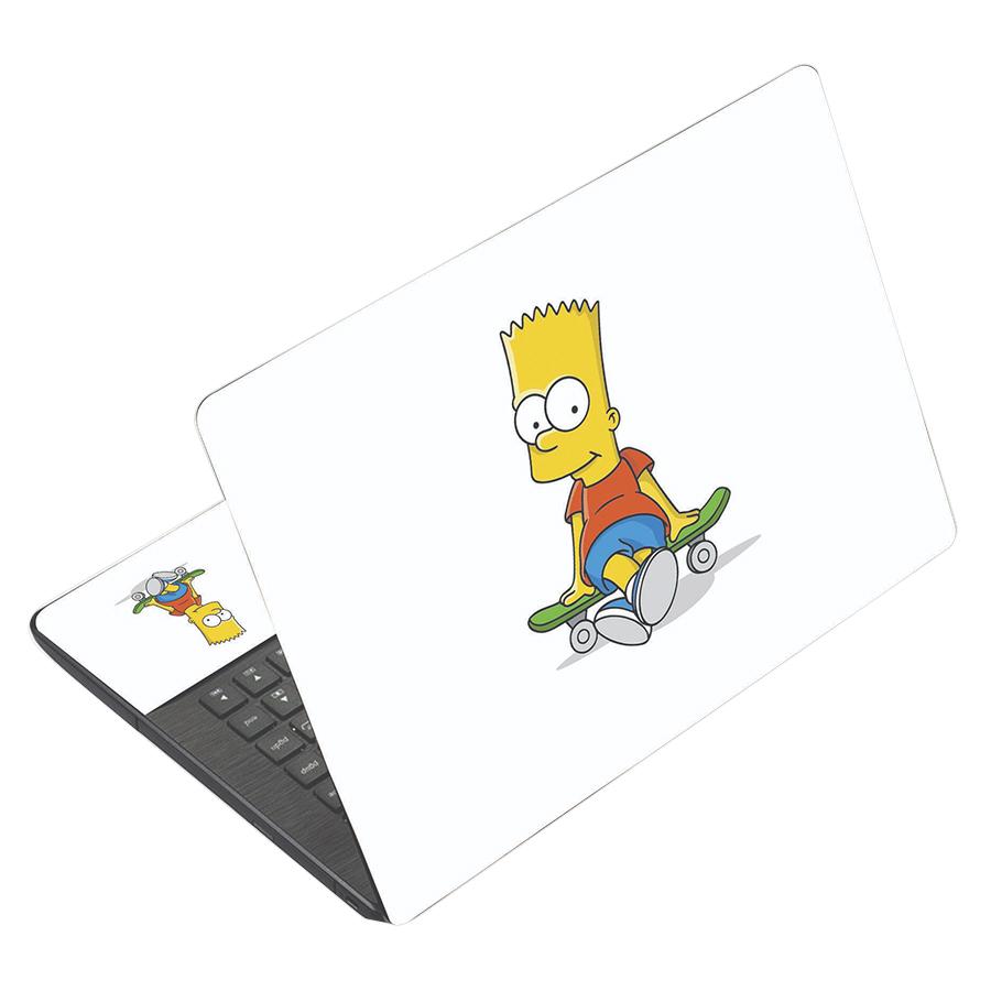 Miếng Dán Decal Dành Cho Laptop Mẫu Hoạt Hình LTHH - 357