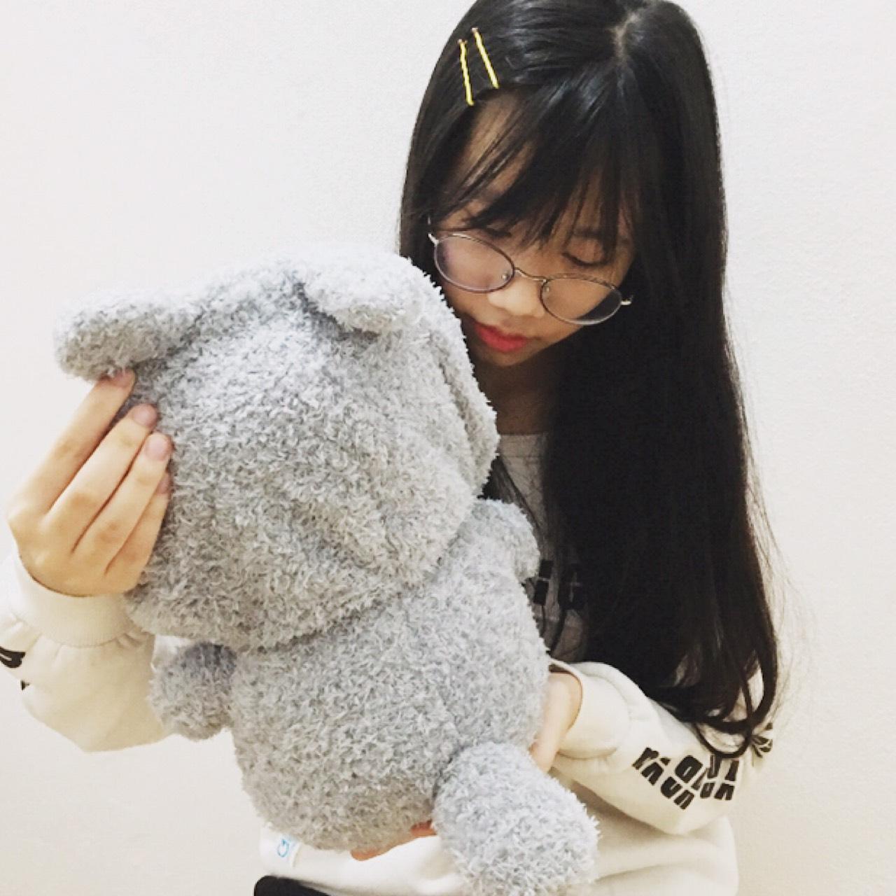 Gấu bông cao cấp Shin áo Totoro