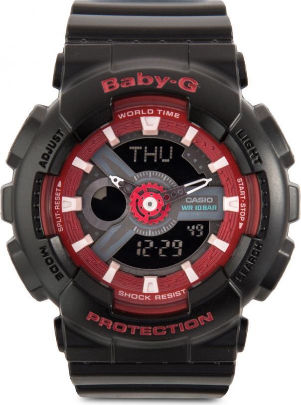 Đồng hồ nữ chính hãng Casio BA-110SN-1ADR