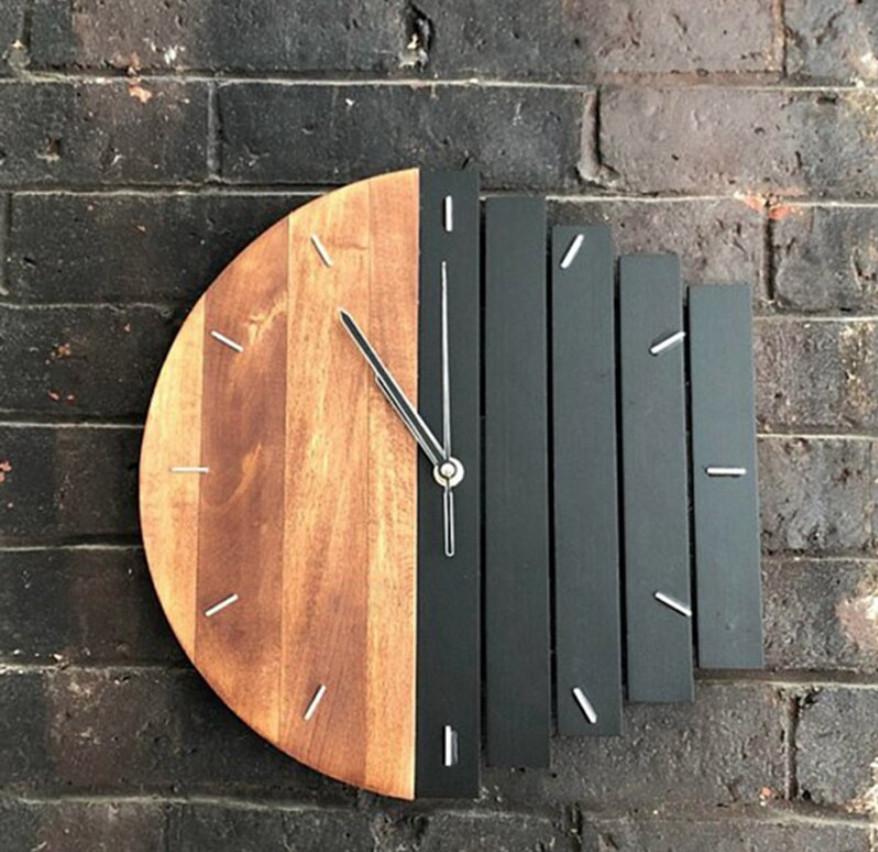 Đồng hồ treo tường WOOD UNIVERSE