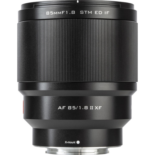 Ống kính Viltrox PFU RBMH 85mm f / 1.8 II STM cho FUJIFILM X Hàng chính hãng